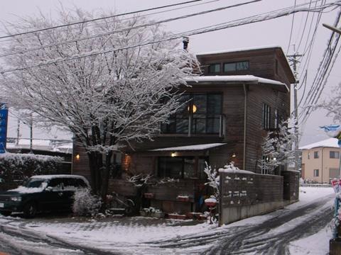 冬と春の景色