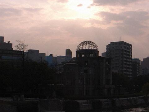 原爆ドーム-1