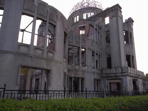原爆ドーム-2