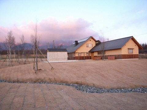 野辺山の家-2