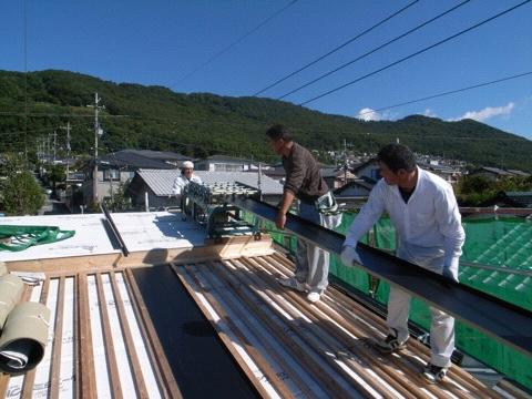 長尺屋根2