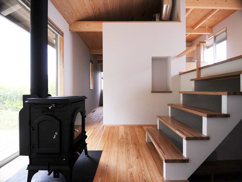 ハーレーの家│小澤建築工房の建築設計・施工例