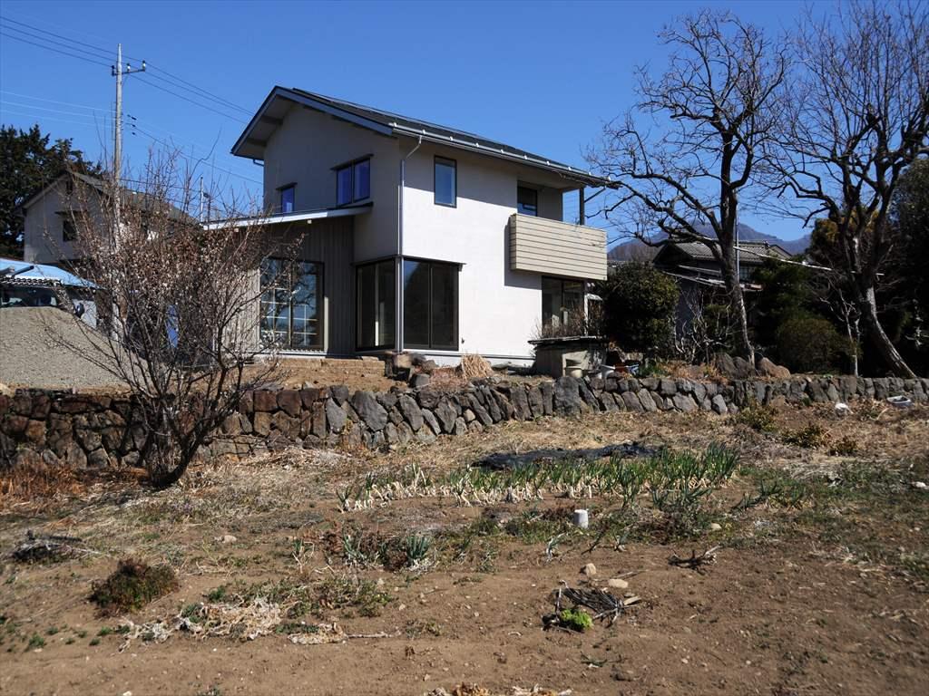 明野町上手の家│小澤建築工房の建築実績