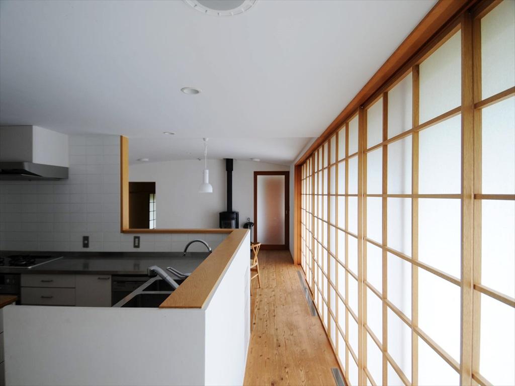 畑の家(N設計室)│小澤建築工房の建築実績